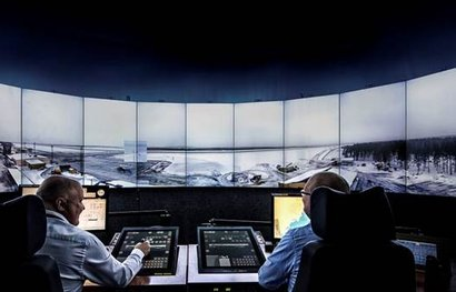 Remote Tower air traffic controll